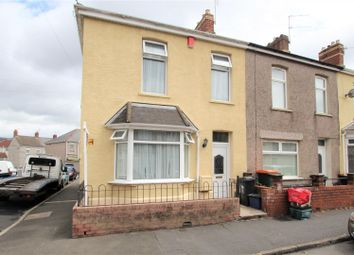 Thumbnail 3 bed end terrace house for sale in Constance Street, Newport