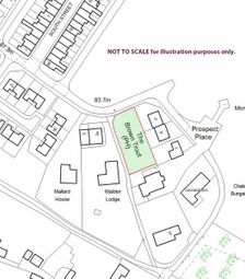 Thumbnail Commercial property for sale in Plot, Prospect Place, Sunnybrow, Willington, Crook, County Durham