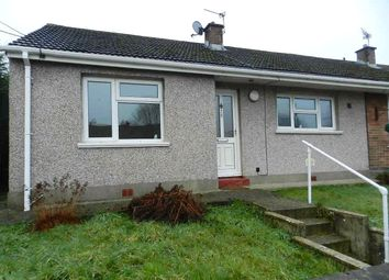 Thumbnail 2 bedroom semi-detached bungalow for sale in St. Margarets Close, Haverfordwest, Pembrokeshire