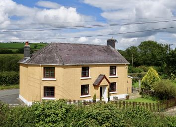 Thumbnail 3 bed detached house for sale in Capel Isaac, Llandeilo