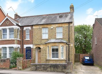 Thumbnail 5 bedroom semi-detached house for sale in Southfield Road, Oxford OX4,