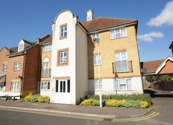 Thumbnail 2 bed flat for sale in Harebrook, Ramsgate