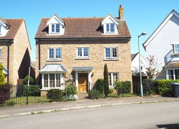 Thumbnail 4 bed detached house to rent in Juniper Road, Red Lodge, Bury St. Edmunds