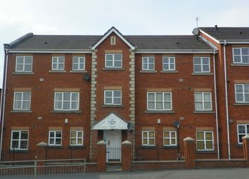 Thumbnail 3 bed flat for sale in Rochdale Road, Manchester