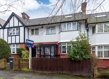 Thumbnail 4 bed terraced house for sale in Park Drive, London