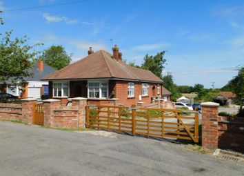 Thumbnail 2 bed detached bungalow for sale in Orby Road, Burgh Le Marsh, Skegness
