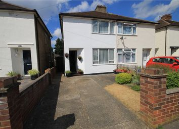 3 bed semi-detached house for sale in Weston Avenue, Addlestone, Surrey KT15