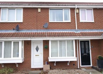 Thumbnail 2 bed terraced house for sale in Drybeck Court, Cramlington