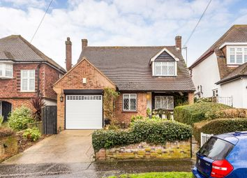 Thumbnail 3 bed detached house for sale in Millwell Crescent, Chigwell