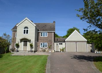 Thumbnail 5 bed detached house for sale in Aveley Lane, Shimpling, Bury St. Edmunds