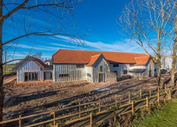 Thumbnail 5 bedroom barn conversion for sale in Bildeston, Ipswich