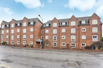 Thumbnail 1 bed property for sale in Regal Court, Warminster