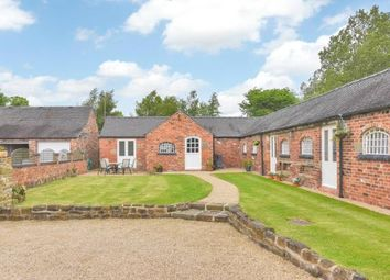 Thumbnail 4 bed barn conversion for sale in Church Street, Denby Village, Ripley