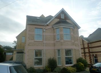 Thumbnail 2 bed flat to rent in Hartley Road, Exmouth