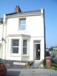 Thumbnail 3 bed end terrace house to rent in Holdsworth Street, Plymouth