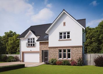 "Thumbnail 5 bedroom detached house for sale in ""The Moncrief"" at Ayr Road, Newton Mearns, Glasgow"