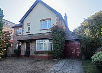 Thumbnail 4 bed detached house for sale in Penn Hill Avenue, Poole