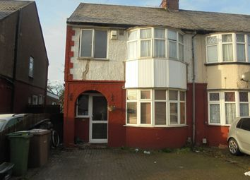 Thumbnail 3 bedroom semi-detached house to rent in Chester Ave, Luton