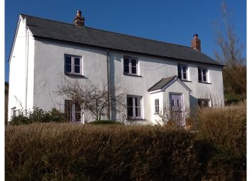 Thumbnail 4 bed property for sale in Shebbear, Beaworthy