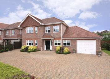 Thumbnail 4 bedroom detached house for sale in Farm Way, Northwood