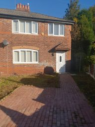 Thumbnail 3 bedroom semi-detached house to rent in North Crescent, Manchester