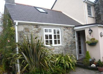 Thumbnail 1 bed terraced house to rent in Tregonetha, St. Columb