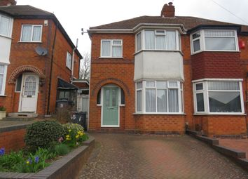 3 bed semi-detached house for sale in Sandringham Road, Great Barr, Birmingham B42