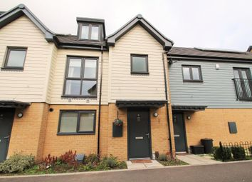 Thumbnail 4 bed terraced house for sale in Becket Close, Woodford Green