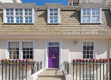 Thumbnail 2 bed end terrace house to rent in Eaton Terrace, Belgravia, London