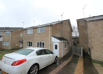 Thumbnail 3 bed semi-detached house for sale in Windermere Avenue, Dronfield Woodhouse, Dronfield
