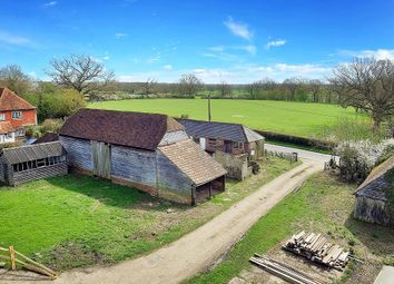 Thumbnail 4 bed barn conversion for sale in Smarden Bell Road, Smarden