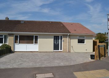 Thumbnail 4 bed semi-detached bungalow to rent in Jocelyn Drive, Wells