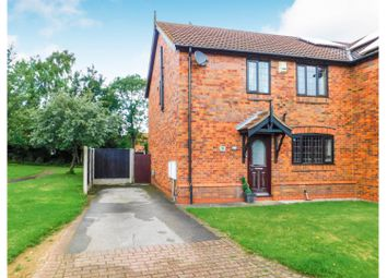Thumbnail 3 bed semi-detached house for sale in Hawthorne Close, Scunthorpe