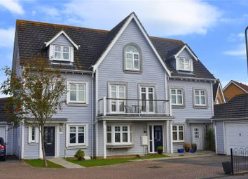 4 bed terraced house for sale in Magister Drive, Lee-On-The-Solent, Hampshire PO13