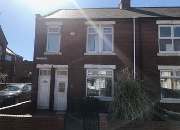Thumbnail 2 bed flat to rent in East View, Boldon Colliery