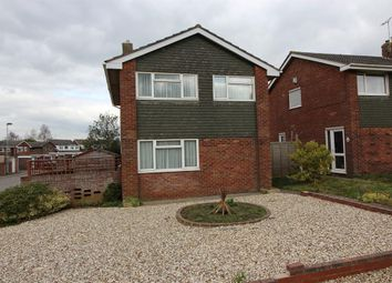 Thumbnail 3 bed detached house for sale in Merlin Way, Chipping Sodbury, Bristol
