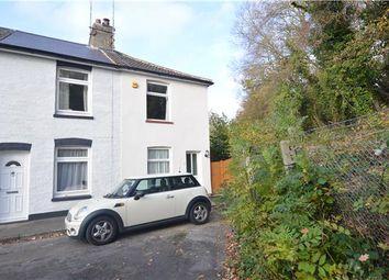 Thumbnail 2 bed terraced house for sale in Milton Road, Dunton Green, Sevenoaks