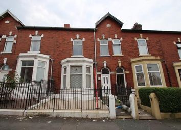 Thumbnail 3 bed terraced house for sale in Lancaster Place, Blackburn, Lancashire