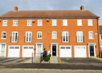 Thumbnail 3 bed terraced house for sale in Carnation Crescent, Sittingbourne
