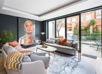Thumbnail 4 bed terraced house for sale in Rainsborough Square, Fulham, London