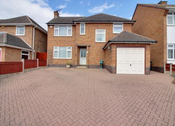Thumbnail 4 bed detached house for sale in Petworth Avenue, Toton, Beeston, Nottingham