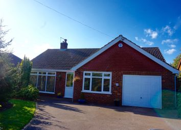 Thumbnail 3 bed detached bungalow for sale in Mill Lane, Doncaster