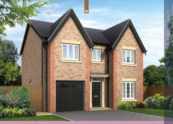 Thumbnail 4 bed detached house for sale in Aston Meadows Whitchurch Road, Aston, Nantwich