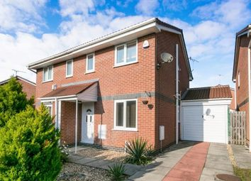 Thumbnail 2 bed semi-detached house for sale in Elder Drive, Saltney, Chester