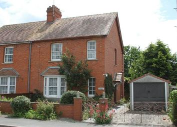 Thumbnail 3 bedroom semi-detached house for sale in Nogains, Pershore