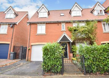 4 bed semi-detached house for sale in Partridge Avenue, Broomfield, Chelmsford CM1
