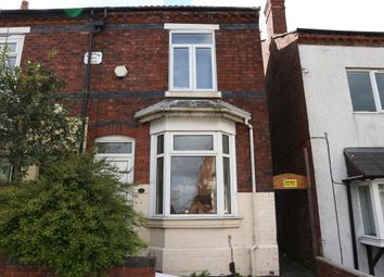 Thumbnail 2 bed semi-detached house to rent in Church Road, Smethwick