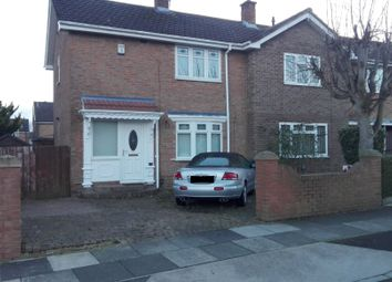 Thumbnail 2 bed semi-detached house for sale in Emley Moor Road, Darlington