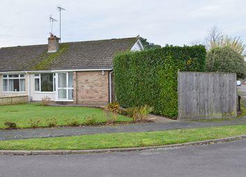 Jubilee Drive, Ash Vale, Aldershot GU12. 2 bed semi-detached bungalow for sale