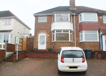 Thumbnail 3 bed semi-detached house for sale in Green Acres Road, Kings Norton